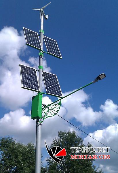 Светильники для уличного освещения купить в Москве –