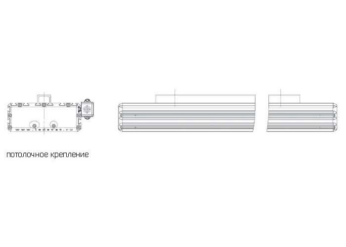 Светодиодный светильник УСС