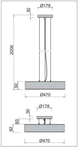 лампы 2 х FSS-E-36-2G10